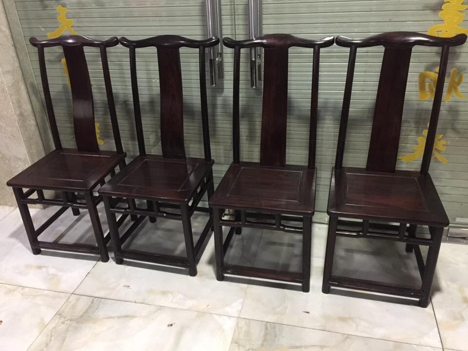 bộ bàn ghế ăn 4 ghế-2